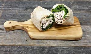 Chicken Hummus Wrap- Code#: PM3068