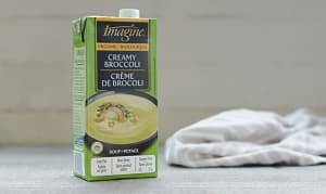Organic Creamy broccoli soup- Code#: PM456