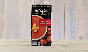 Organic Creamy Tomato Soup- Code#: PM458