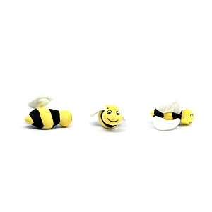 Squeak'n'Animals Bea - 3pk- Code#: PS108