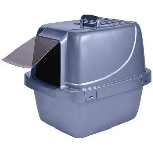 Enclosed Sifting Litter Pan - 21x17x19 - Code#: PS539