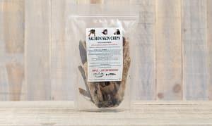 Salmon Skin Chips- Code#: PT0198