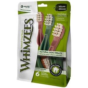 Toothbrush Dental Treats for Large Dogs- Code#: PT165