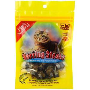 Herring Strips for Cats- Code#: PT502