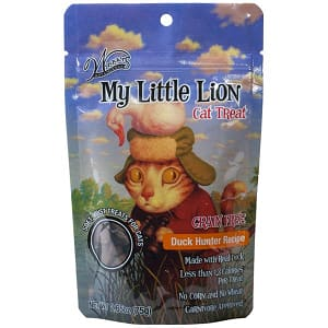 My Little Lion - Duck Hunter Cat Treats- Code#: PT514