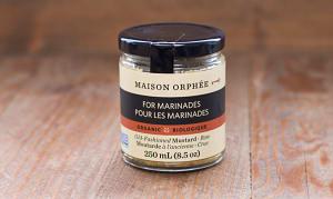 Organic Old Fashioned Mustard- Code#: SA0006