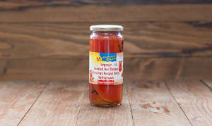 Organic Roasted Red Peppers- Code#: SA005