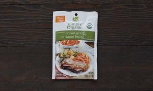Organic Brown Gravy Mix- Code#: SA018