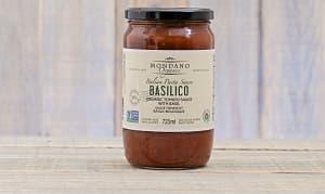 Organic Tomato & Basil Pasta Sauce- Code#: SA0259