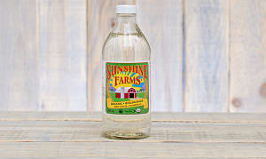 Organic White Vinegar- Code#: SA0294