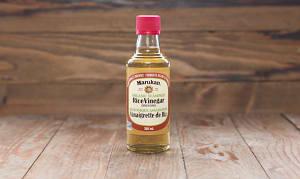Organic Genuine Brewed Seasoned Rice Vinegar- Code#: SA066