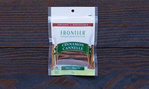 Organic Cinnamon Sticks- Code#: SA0963