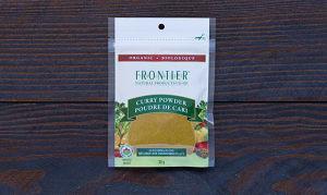 Organic Curry Powder- Code#: SA0965