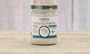 Organic Coconut Manna- Code#: SA137