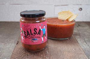 Mango Peach Salsa- Code#: SA1402