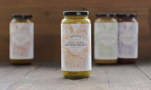 Butter Chicken Sauce- Code#: SA1560