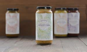 Coconut Curry Sauce- Code#: SA1561