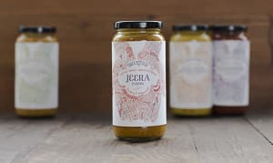 Jeera Cumin Sauce- Code#: SA1562