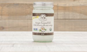 Organic Virgin Coconut Oil- Code#: SA510