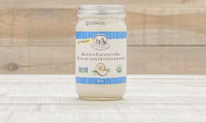 Organic Refined Coconut Oil- Code#: SA511
