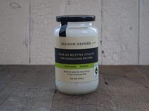 Organic Virgin Coconut Oil- Code#: SA524