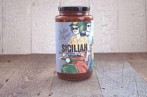 Sicilian Pasta Sauce- Code#: SA643
