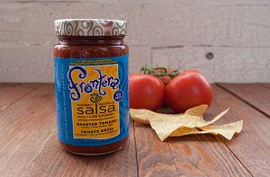 Roasted Tomato Salsa- Code#: SA731