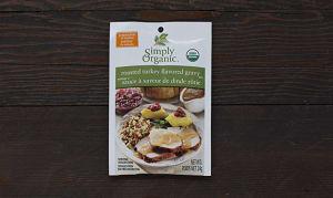 Organic Roasted Turkey Gravy Mix- Code#: SA901