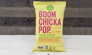 Sea Salt Popcorn- Code#: SN0003