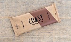 Dark Chocolate Raisin Cricket Protein Bar- Code#: SN0229