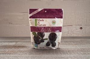 Organic Dried Plums- Code#: SN063