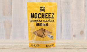 Nocheez Chickpea Crackers- Code#: SN1236