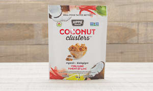 Organic Coconut Clusters - Chili Lime- Code#: SN1342