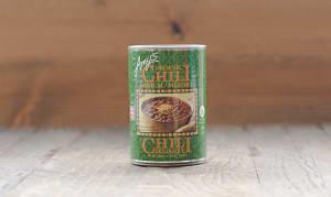 Organic Medium Chili - BPA Free- Code#: SN2018