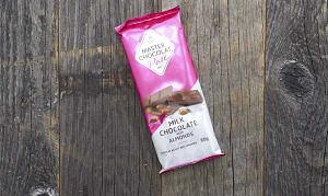 Milk Chocolate with Organic Almonds- Code#: SN3045