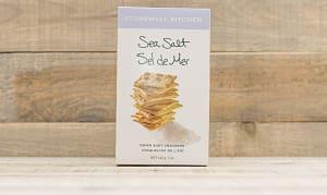 Sea Salt Crackers- Code#: SN3104