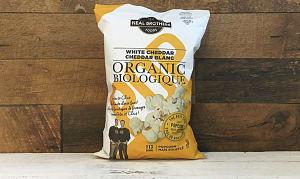 Organic White Cheddar Popcorn- Code#: SN3300