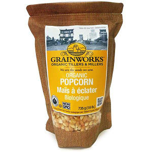 Organic Popcorn- Code#: SN3410