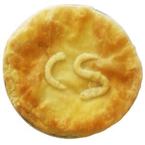 Cheesy Spinach Potato Pie (Frozen)- Code#: SN3473