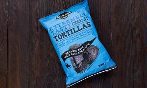 Organic Blue Corn Tortilla Chips- Code#: SN675