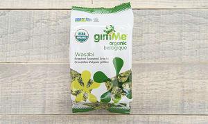 Organic Roasted Seaweed Snack - Wasabi- Code#: SN7204