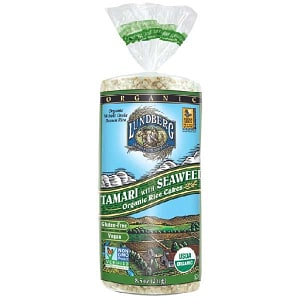 Organic Koku Seaweed Rice Cakes- Code#: SN7211