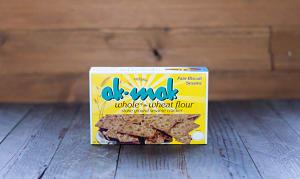 Whole Wheat Sesame Cracker- Code#: SN740