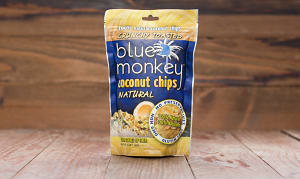 Coconut Chips - No Sugar Added!- Code#: SN819