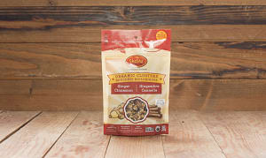 Buckwheat Ginger & Cinnamon Snacks- Code#: SN8240