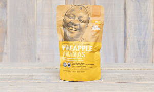 Organic Dried Pineapple- Code#: SN956