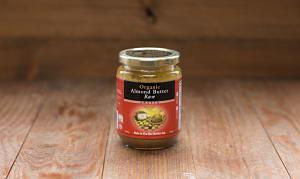 Organic Raw Almond Butter- Code#: SP0050