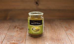 Organic Almond Butter- Code#: SP0051