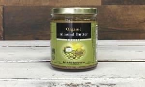 Organic Almond Butter- Code#: SP103