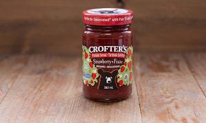 Organic Strawberry Premium Fruit Spread- Code#: SP601